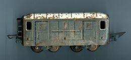 Voiture Wagon Pour Train JEP - Toy Memorabilia