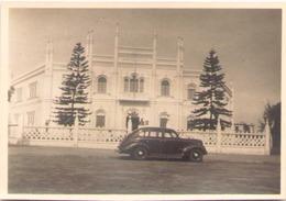 PHOTO AFRIQUE MOZAMBIQUE LE MUSEUM VUE NOUVELLE DE PRESENTATION LORENZO MARQUES OCTOBRE 1949 8 X 5 CM - Africa