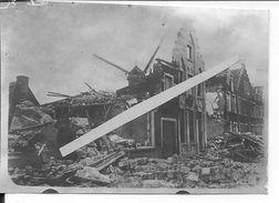Flandres Flandern Cambrai Moulin à Vent Dans Les Ruines Windmalhe Secteur Du 6èBat. 2è Garde Res.Inf.Rgt. 1 Photo Ww1 - Guerre, Militaire