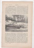 LA NATURE 05 03 1898 - Falunière Thiverval-Grignon 78 - SABRE CAVALERIE - CENTRALE ELECTRIQUE PARIS - PLUIE FRANCE - - Journaux - Quotidiens