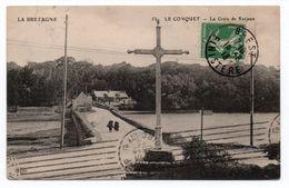 LE CONQUET (29) - LA CROIX DE KERJEAN - Le Conquet