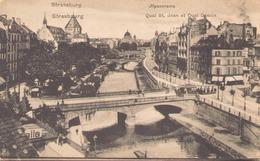Strasbourg Quai St Jean Et Quai Desaix - Strasbourg