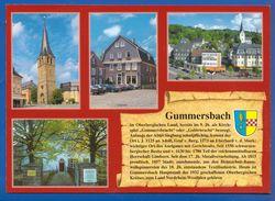 Deutschland; Gummersbach; Multibildkarte - Gummersbach