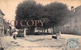 73 - St Saint Genix Sur Guiers - Place Des Tilleuls - Autres Communes