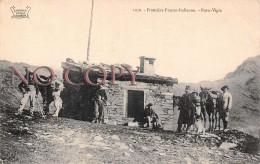 73 - Frontière Franco Italienne - Poste Vigie TBE - France
