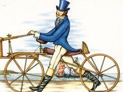 B 1193 - Sport, Ciclismo, Draisina - Cyclisme