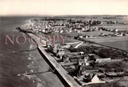 14 - St Saint Aubin Sur Mer - Vue Générale Et Rive Plage - Saint Aubin