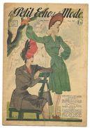Revue De Mode Ancienne 1943   2  écho De La Mode - Moda