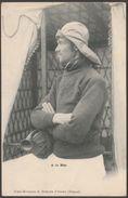 Pêcheur, A La Mer, C.1910 - Breger Frères CPA - Fishing