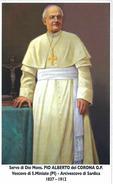 S.D.D.  MON. PIO ALBERTO DEL CORONA O.P. - M - PR -  Mm. 62 X 103 - Religione & Esoterismo