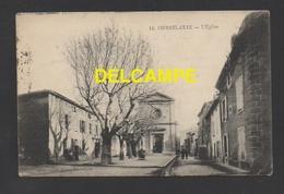 DD / 26 DRÔME / PIERRELATTE / L' EGLISE / CIRCULÉE EN 1916 - France