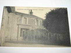 C.P.A.- Argenton L'Eglise (79) - La Poste - 1908 - SPL (C46) - France