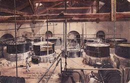270612-SAVONNERIE DE LA GRAPPE-CUVE A SAVON-1910- - Industrie
