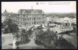 ANTWERPEN / ANVERS  - Place De La Commune Et Athénée Royal - Non Circulé - Not Circulated - Nicht Gelaufen. - Antwerpen