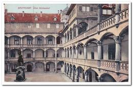 Stuttgart, Alter Schlosshof - Stuttgart