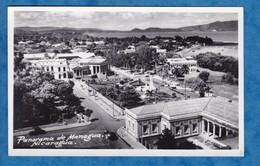 CPA - MANAGUA , Nicaragua - Panorama - Nicaragua