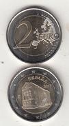 SPAIN - Espana 2017, 2 Euro Coin 2017, Used - Spain
