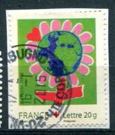 France 2006 - YT 3991 (o) Sur Fragment - Usati