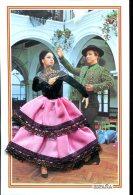 Folklore Espagnol - Bestickt