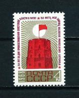 Rusia  Nº Yvert  3394  En Nuevo - 1923-1991 URSS