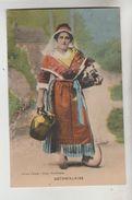 2 CPSM FOLKLORE COSTUME TRADITIONS - BETHMALE Commune De L'Ariège 2 Bethmalaises En Costume De Fête - Costumes