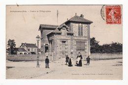 93  AULNAY SOUS BOIS   Postes Et Télégraphes - Aulnay Sous Bois
