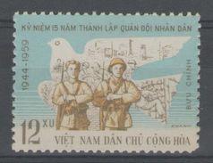 VIETNAM DU NORD:  N°179 NSG, TB. Cote 2,50€. - Vietnam