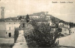 Lonato - Castello E Rocca - Non Viaggiata - 9x14 Cm. (2 Foto) - Other Cities