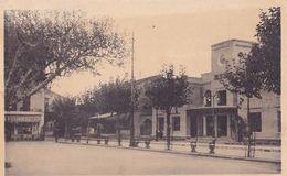83 / LE LAVANDOU / LA MAIRIE EN 1934 / BAR LA POTINIERE - Le Lavandou