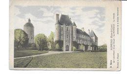 EURE ET LOIR-AUNEAU Le Château La Poterne La Tour-MO - Auneau