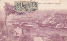 50. AVRANCHES. CPA. ROUTE DE GRANVILLE. ANNÉE 1910 - Avranches