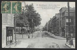MONTLUCON Rare? Rue De La République (Laville) Allier (03) - Montlucon