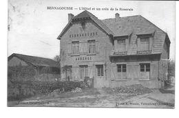 EURE ET LOIR-BERNAGOUSSE L'hôtel Et Un Coin De La Roseraie-MO - Altri Comuni