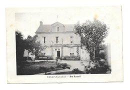 (15416-14) Cully - Calvados - Bon Accueil - France