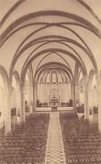 Poelkapelle, Poelcapelle, Binnenzicht Der Kerk (pk37106) - Langemark-Poelkapelle