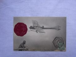Cpa Latham Sur Monoplan - ....-1914: Précurseurs