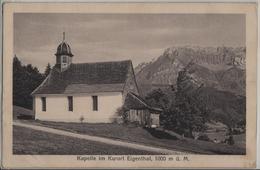 Kapelle Im Kurort Eigenthal (1000 M) - Photo: E. Synnberg - LU Lucerne