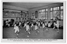 Mancieulles Meurthe Moselle Danse Enfants Gymnastique 1920  état Superbe - France