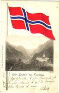 Hotel Stalheim Med Naerodalen - Norwegen