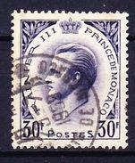 MONACO 1959 YT N° 505 Obl. - Used Stamps