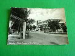 Cartolina Cattolica - Viale Carducci E Hotel Steiner 1959 - Rimini