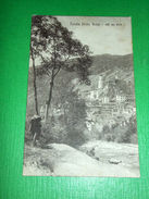 Cartolina Tenda ( Valle Roia ) - Scorcio Panoramico 1918 - Unclassified