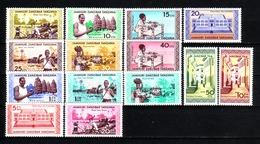 385o * JAMHURI ZANZIBAR TANZANIA * POSTFRISCH **!! - Zanzibar (1963-1968)