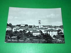 Cartolina Villa Raverio - Veduta 1957 - Milano