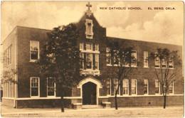 New Catholic School El Reno, Okla. - Etats-Unis