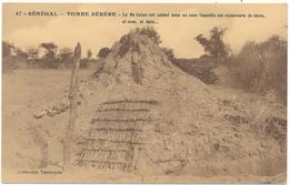 SENEGAL - Tombe Cérère - Senegal