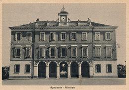 AGAZZANO (PIACENZA) IL MUNICIPIO - Piacenza