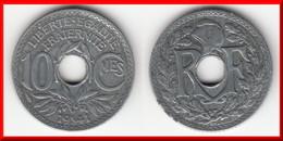 **** 10 CENTIMES 1941 - ZINC - SANS POINT + CENTIMES NON SOULIGNE - LINDAUER**** EN ACHAT IMMEDIAT !!! - France