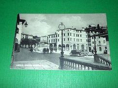 Cartolina Asolo - Piazza Garibaldi 1930 Ca - Treviso