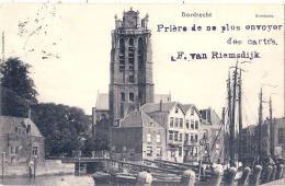 DORDRECHT  Timbrée TTB   1902 - Dordrecht